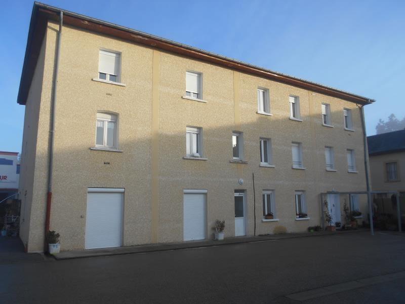 Sale apartment Les abrets 78000€ - Picture 1