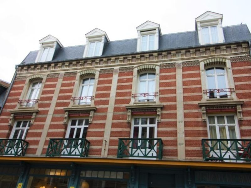 Sale apartment Le treport 44 000€ - Picture 1