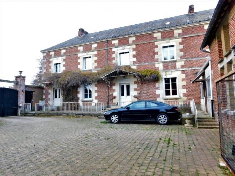 Sale house / villa Breteuil 263000€ - Picture 2