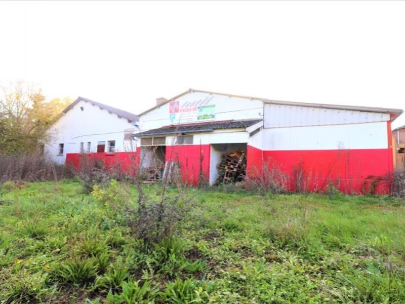 Vente local commercial Montdidier 135 000€ - Photo 1