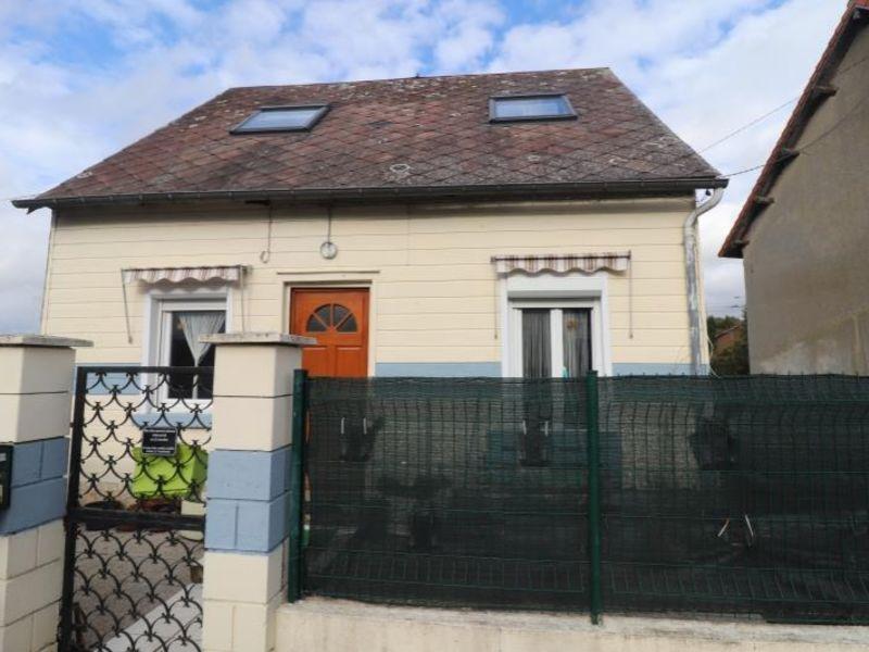 Sale house / villa Montdidier 93000€ - Picture 1