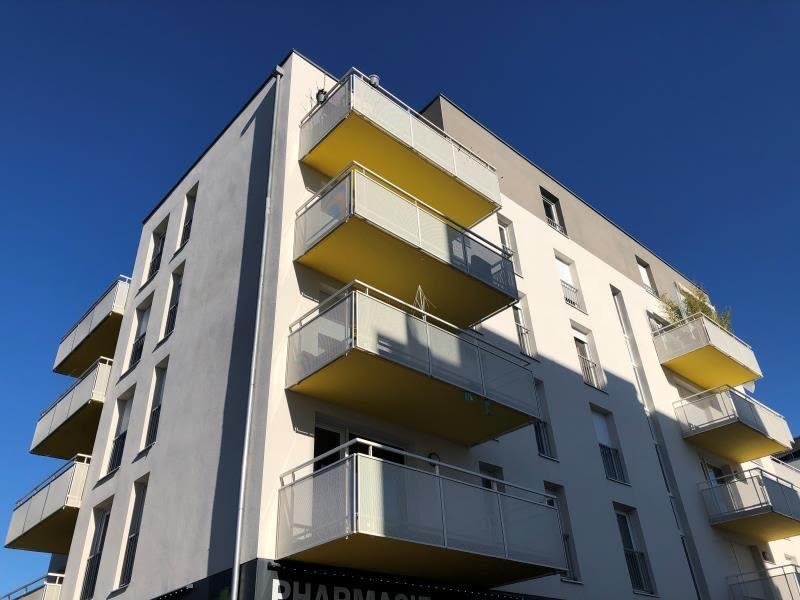 Vente appartement Hoenheim 166000€ - Photo 1