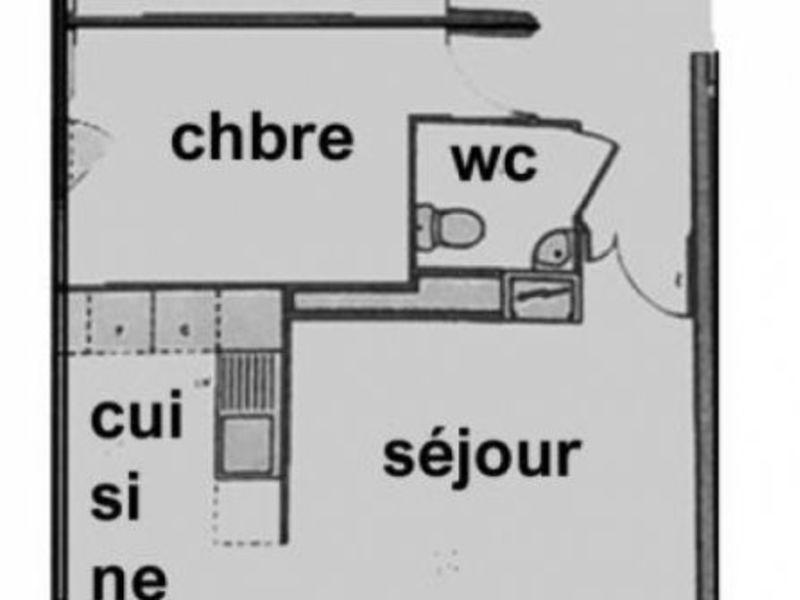 Vente appartement Hoenheim 166000€ - Photo 8