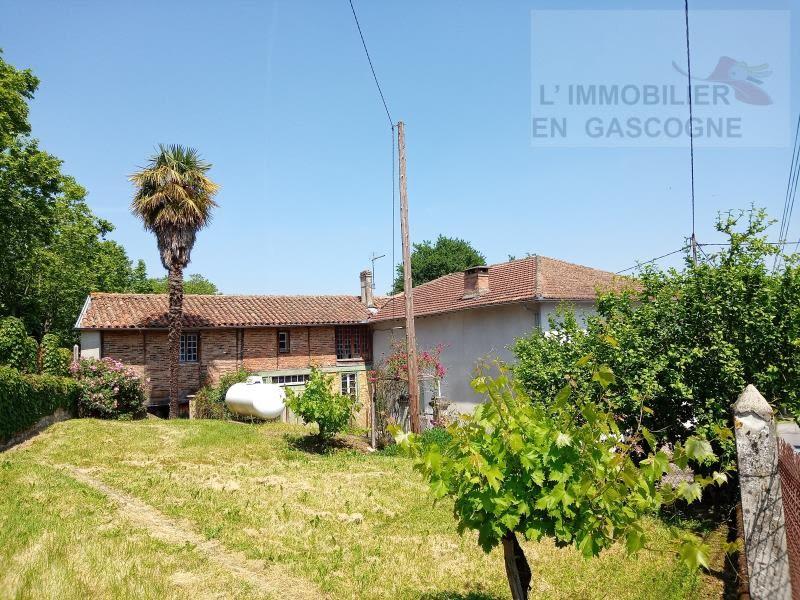 Venta  casa Castelnau magnoac 97200€ - Fotografía 2