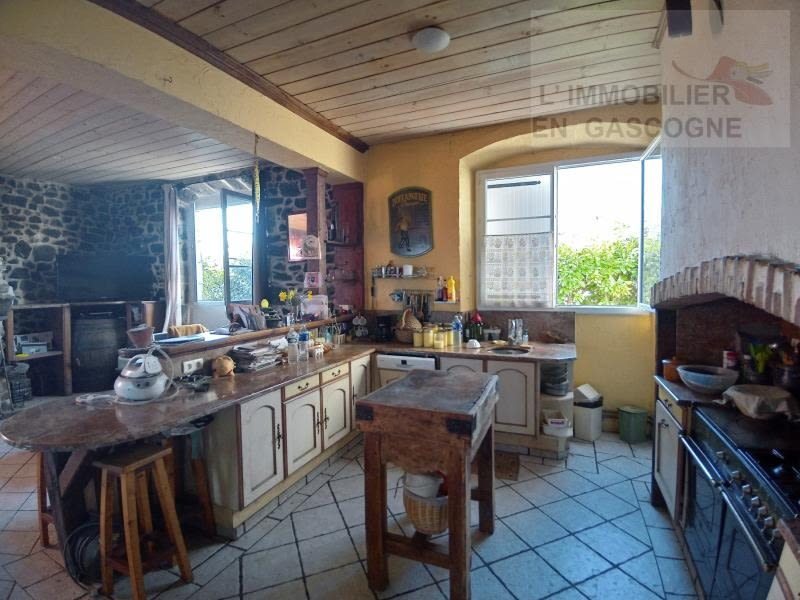 Vendita casa Lannemezan 196000€ - Fotografia 2