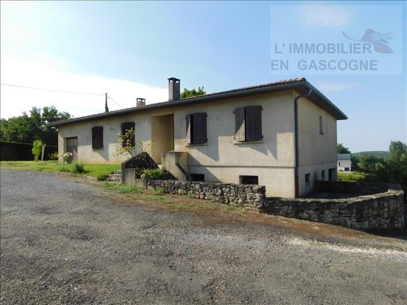 Sale house / villa Auterrive 201400€ - Picture 2