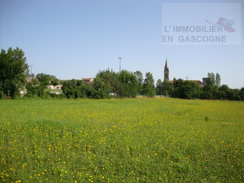 Vente terrain Saramon 39 000€ - Photo 1