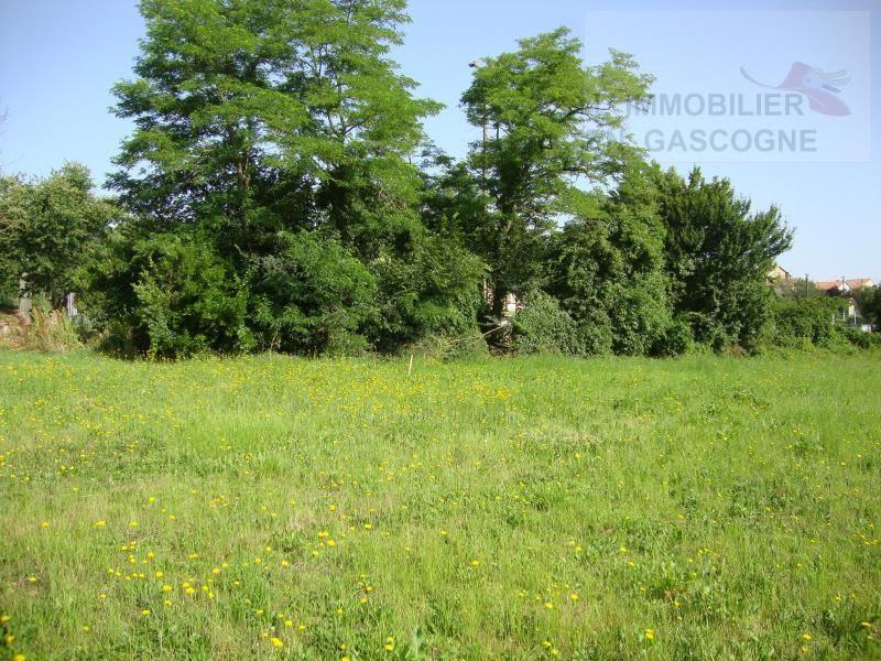 Vente terrain Saramon 33000€ - Photo 2