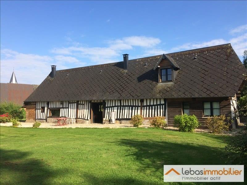 Vente maison / villa St valery en caux 240000€ - Photo 4