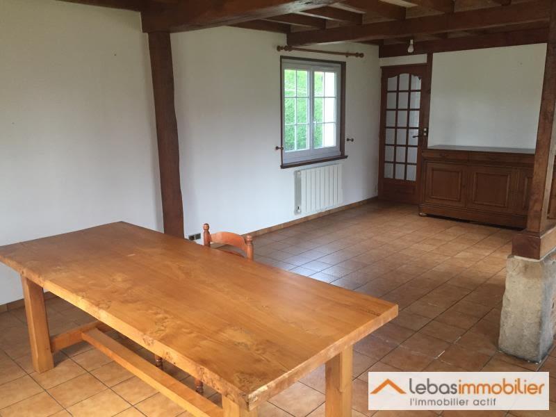 Vente maison / villa Fauville en caux 212000€ - Photo 2
