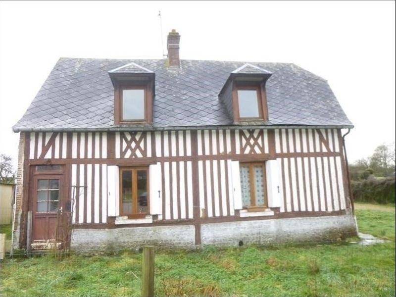 Vente maison / villa Doudeville 99500€ - Photo 3