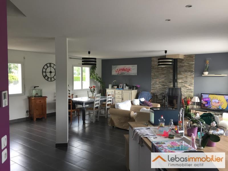 Vente maison / villa Angiens 195000€ - Photo 2