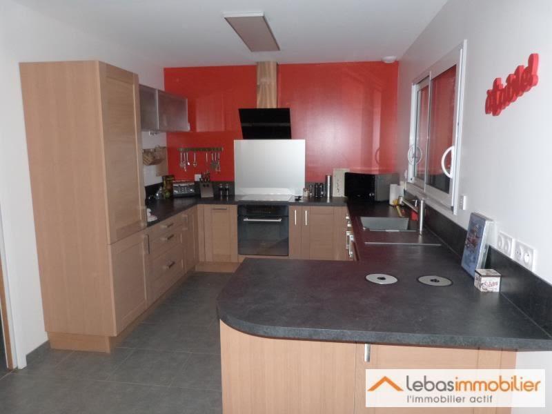 Vente maison / villa Doudeville 283500€ - Photo 2