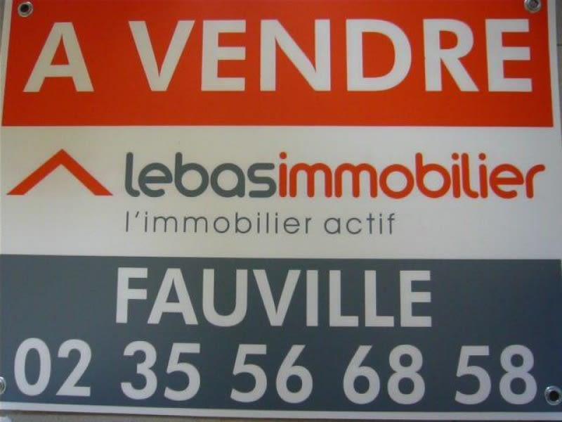Vente terrain Fauville en caux 51000€ - Photo 2
