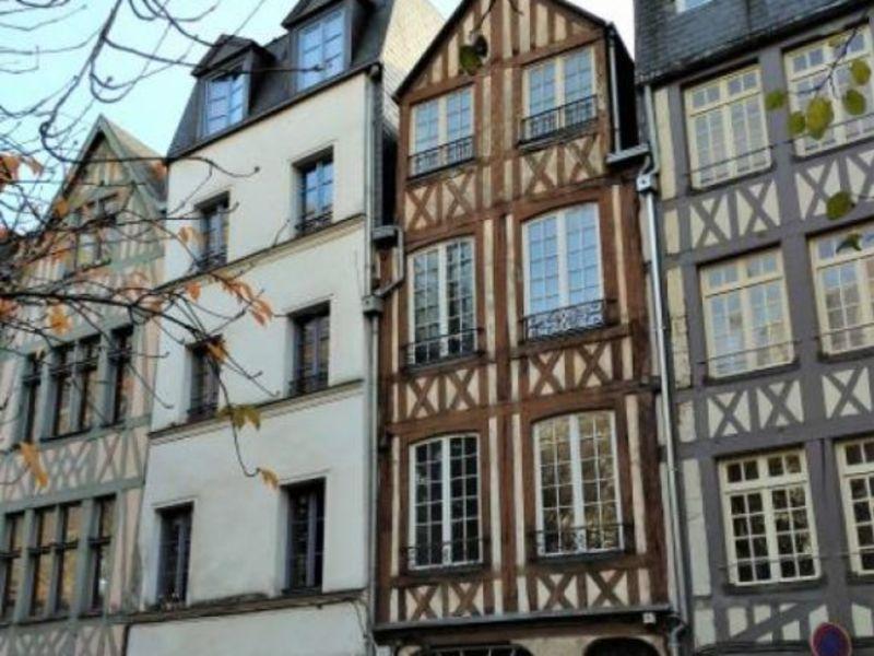 Sale building Rouen 420000€ - Picture 1