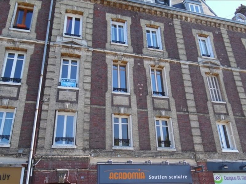 Location appartement Rouen 300€ CC - Photo 3