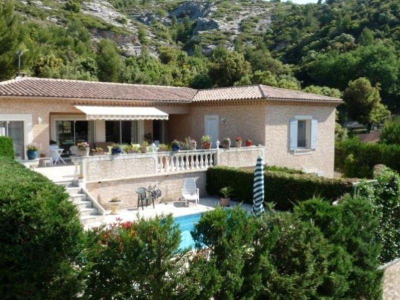 Sale house / villa Puyloubier 649000€ - Picture 1