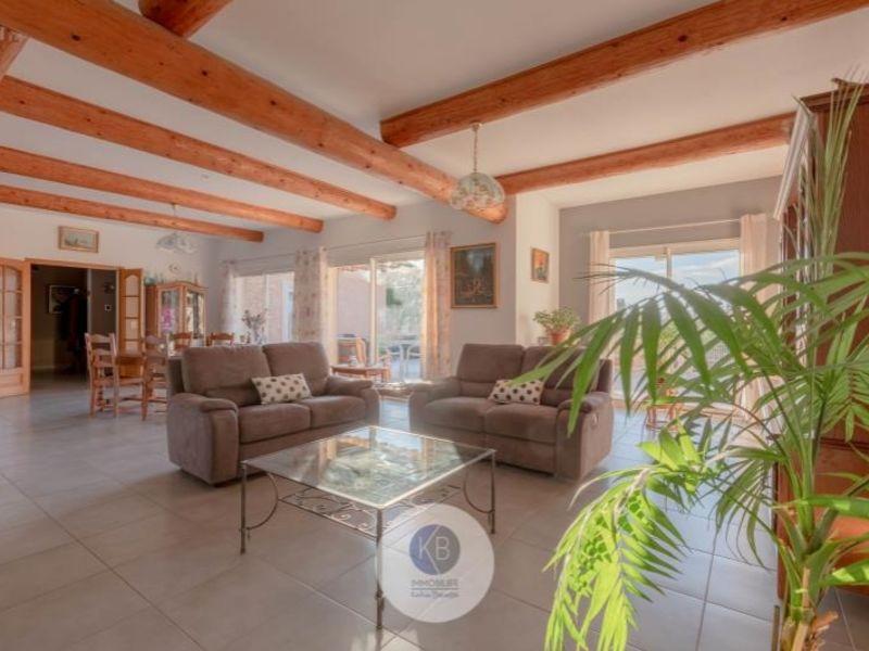 Sale house / villa Puyloubier 649000€ - Picture 3