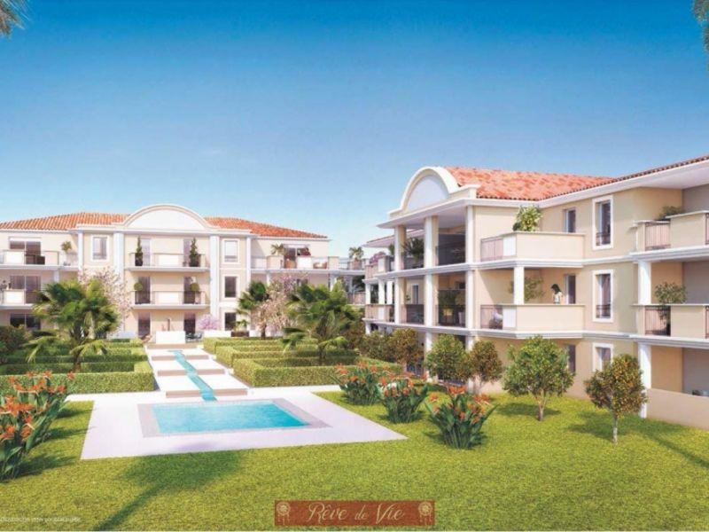Deluxe sale apartment Bormes les mimosas 342000€ - Picture 1
