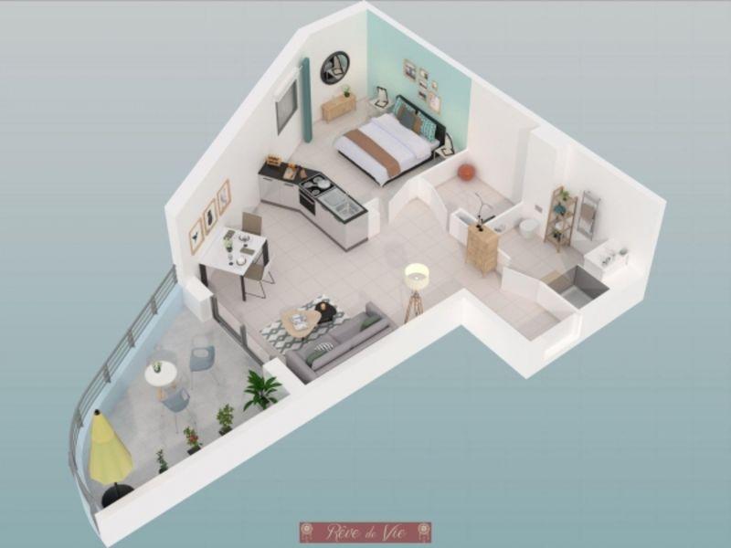 Vente appartement Bormes les mimosas 225000€ - Photo 2