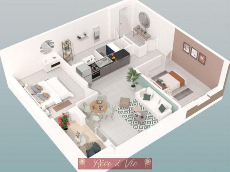 Deluxe sale apartment Le lavandou 255150€ - Picture 1