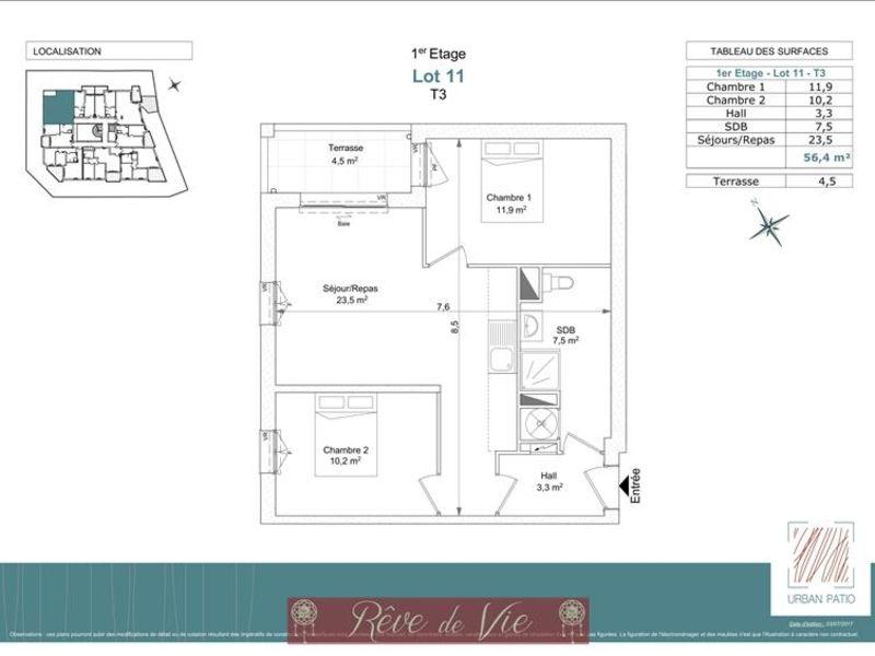 Deluxe sale apartment Le lavandou 255150€ - Picture 2