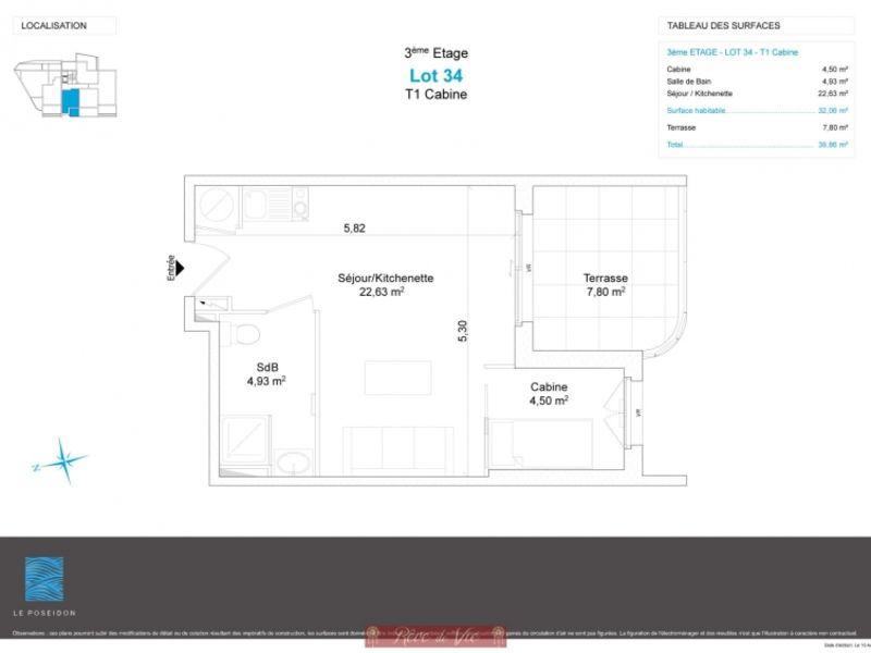 Vente appartement Bormes les mimosas 210000€ - Photo 4
