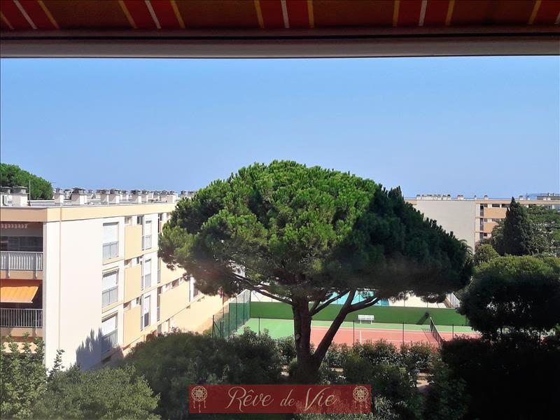 Sale apartment Le lavandou 285000€ - Picture 1