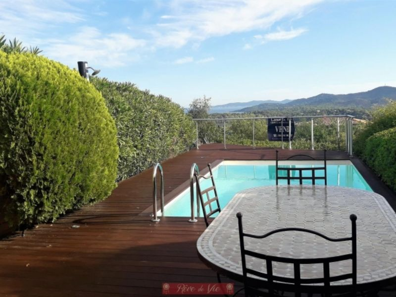 Vente maison / villa Bormes les mimosas 444000€ - Photo 1