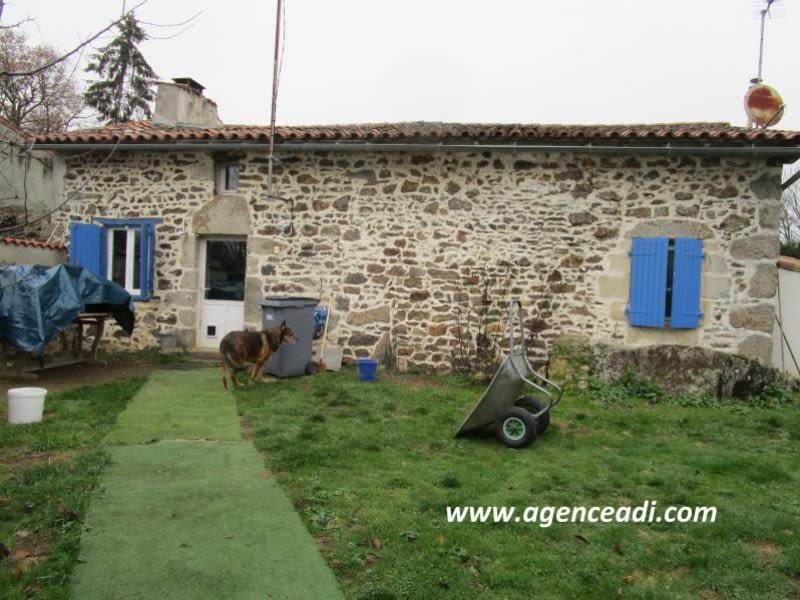 Vente maison / villa Fomperron 141750€ - Photo 1