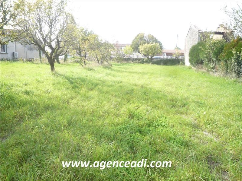 Vente terrain Exireuil 28 200€ - Photo 1