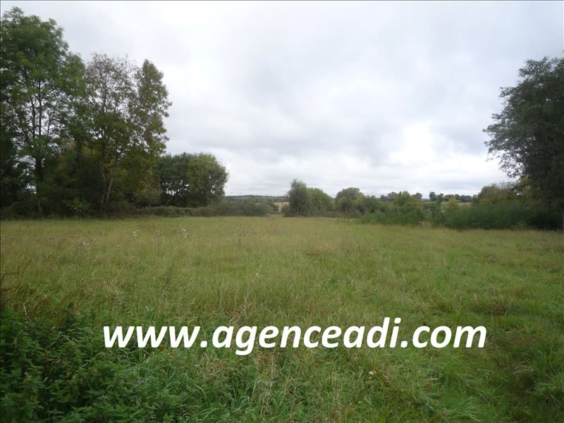 Vente terrain Exireuil 39 600€ - Photo 1
