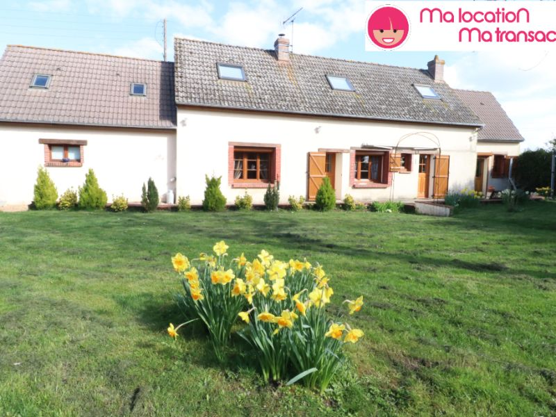 Vente maison / villa Courville sur eure 229 900€ - Photo 1