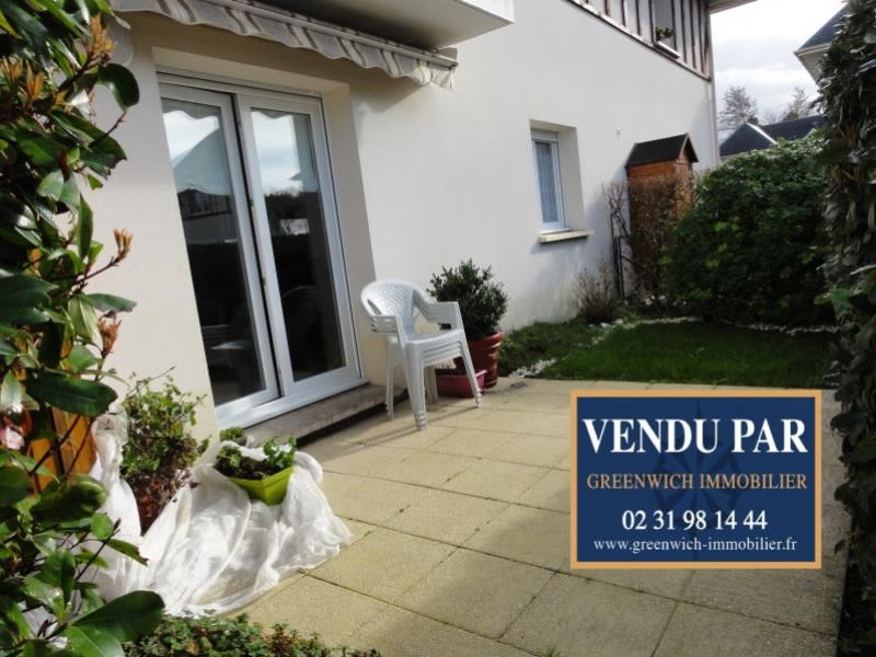 Sale apartment Villers sur mer 145 000€ - Picture 1