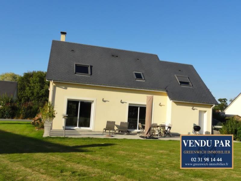Sale house / villa Villers sur mer 395000€ - Picture 1