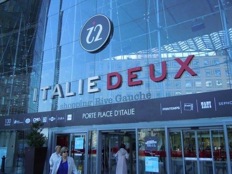 Sale parking spaces Paris 13 30200€ - Picture 1