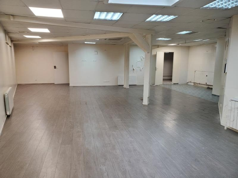 Rental office Drancy 1500€ HC - Picture 1
