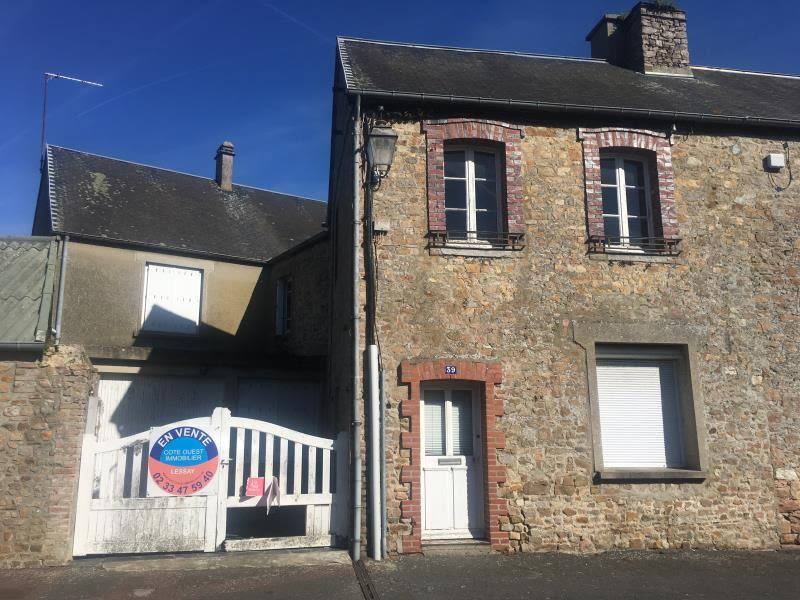 Sale house / villa Lessay 74950€ - Picture 1