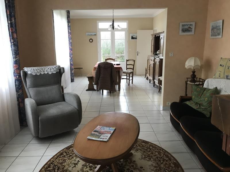 Sale house / villa Creances 171500€ - Picture 3