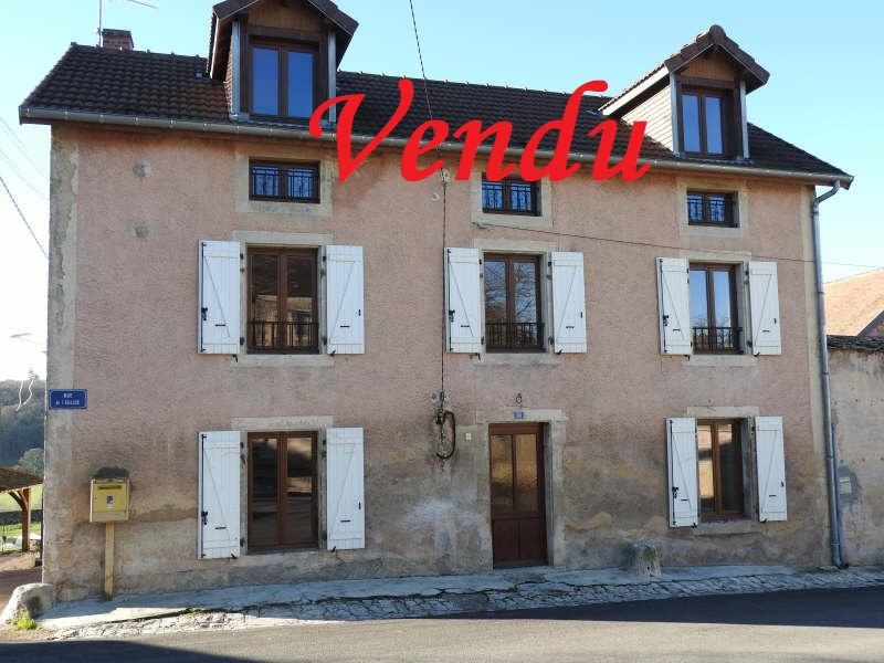 Sale house / villa Village sud châtillonnais 91000€ - Picture 1