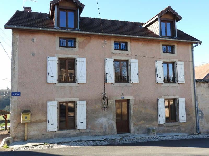 Vente maison / villa Village sud châtillonnais 91000€ - Photo 2