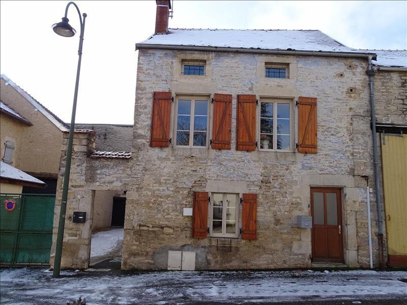 Sale house / villa Chatillon sur seine 60000€ - Picture 1