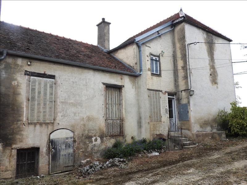 Sale house / villa Axe chatillon - montbard 39 500€ - Picture 1