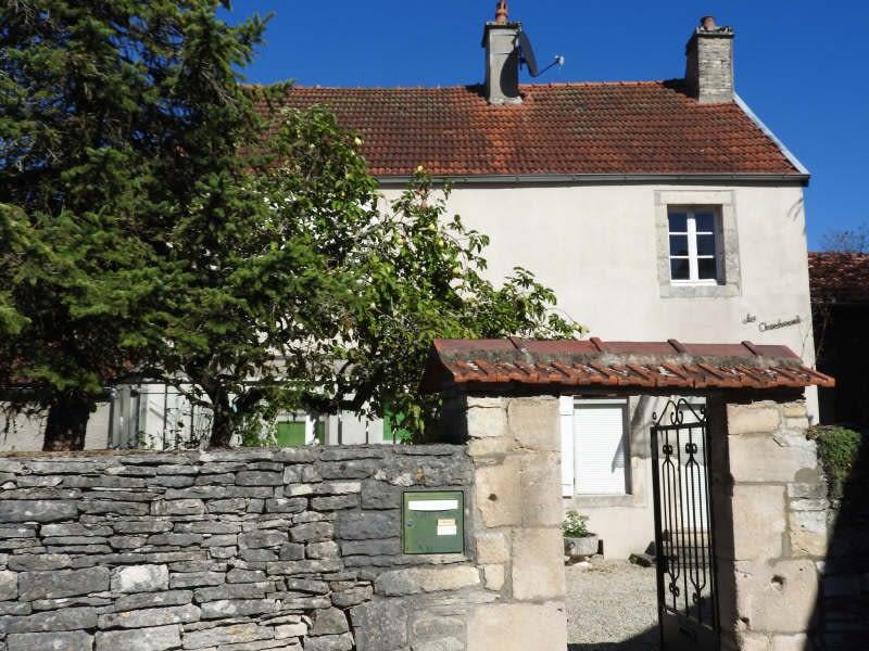 Vente maison / villa Limite champagne-bourgogne 75000€ - Photo 1