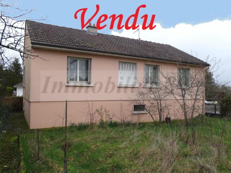 Vente maison / villa Chatillon sur seine 82000€ - Photo 1
