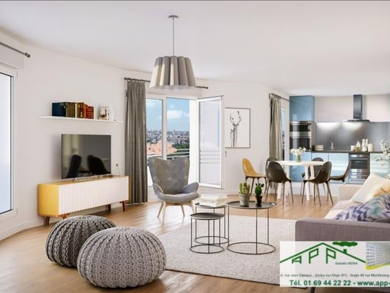 Sale apartment Juvisy sur orge 223000€ - Picture 2