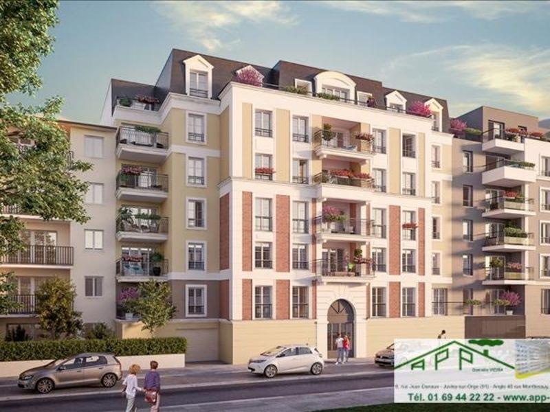 Sale apartment Juvisy sur orge 312000€ - Picture 1