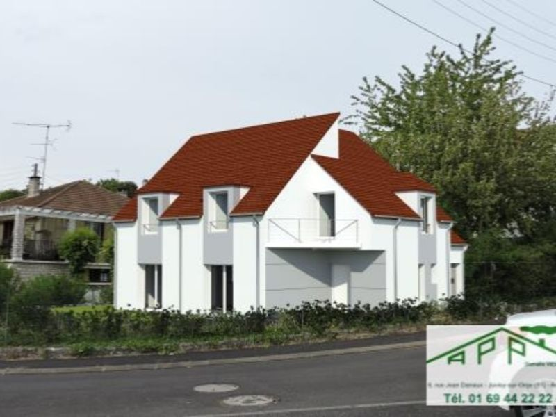 Vente terrain Soisy sur seine 395000€ - Photo 1