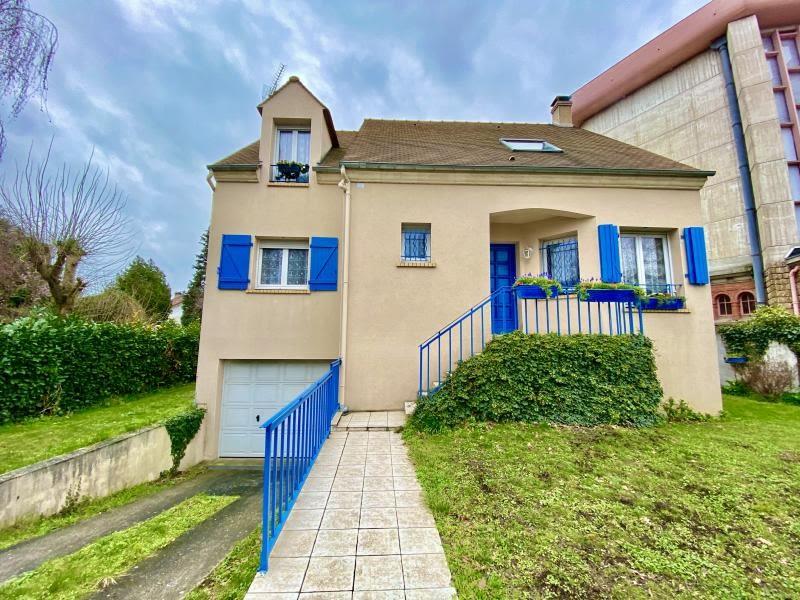 Sale house / villa Viry chatillon 399900€ - Picture 1