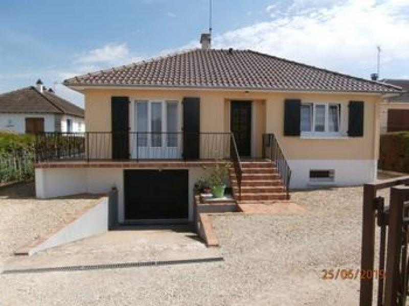 Vente maison / villa St florentin 126000€ - Photo 1